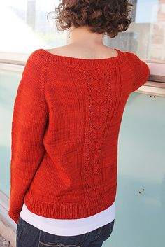 Ravelry: Cape Cod pattern by Thea Colman? Try? I would love to see a close up of the cable