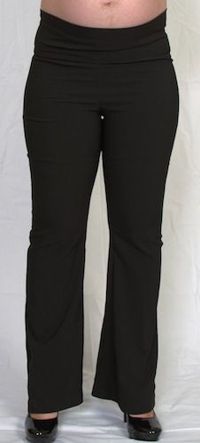 Wide Leg Maternity Pants $99.00 by Ljb Maternity  http://ljbmaternity.com.au