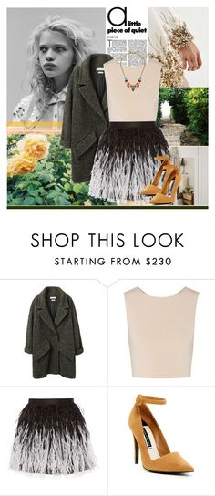 """""""Feel the Love"""" by africagirls ❤ liked on Polyvore featuring Étoile Isabel Marant, Alice + Olivia and Kate Spade"""