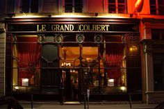 Le Grand Colbert - Paris