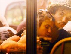 Ian somerhalder & Nina dobrev in Paris ~ he is her lobster, her knight in shining whatever