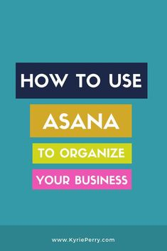 Asana is a free project management tool. Learn how to use Asana in your business to drive your projects and increase productivity. Asana Project Management, Project Management Templates, Time Management Tips, Business Management, Writing A Business Plan, Business Planning, Business Tips, Online Business, Creative Business