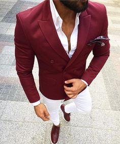 Best Suits Casual Outfits for Men Blazer Outfits Men, Blazer Jeans, Mens Fashion Blazer, Suit Fashion, Casual Outfits, Men Casual, Fashion Outfits, Dress Suits For Men, Mens Suits