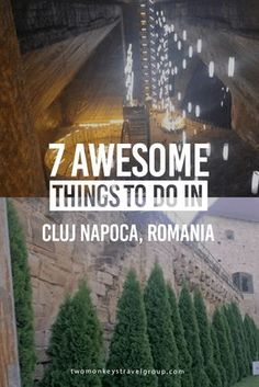 Cluj-Napoca is the capital of Transylvania. One of the most visited cities in Romania. Here are 7 awesome things to do in Cluj Napoca, Romania Europe Travel Tips, European Travel, Places To Travel, Travel Destinations, Places To Go, European Vacation, Budget Travel, Vacation Trips, Dream Vacations
