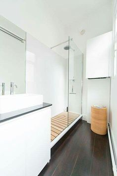 Bathroom Minimal Idea (less Space)
