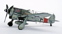 Hi all, here is my new 1/72 Eduard Fw 190 A-8:     The kit: The eduard kit is probably the best 1/72 Fw 190 on the market. The kit pa...