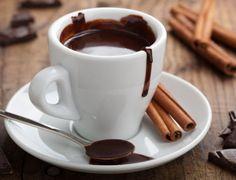 Heiße Schokolade – Glücksmacher in der Tasse (Paleo/No Carb)