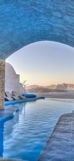 Incredible Hotels Never to be Missed - Astarte Suits Hotel, Greece