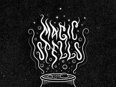 Magic Spells by Jarod Octon