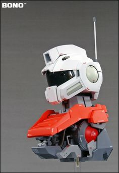 1/35 Full Scratch Build Model: RGM-79 Powered GM Head.  Sculpted by Enigma, Modeled by BoNo. special thanks to Gunjap blog: http://www.gunjap.net/site/?p=172387#more-172387