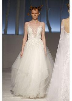 8532 - abito da sposa - David Fielden