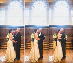 Mable & Ken: A Harvard Square Wedding