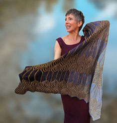 Ravelry: Nereid pattern by Paola Albergamo
