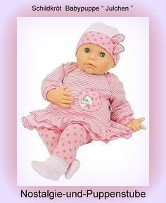 Schildkröt  Babypuppe