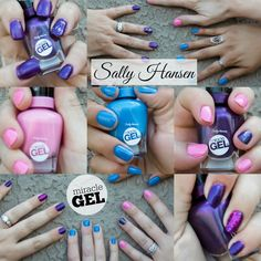 Sally Hansen® Miracle Gel™Review and Party