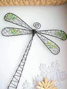 vážka veľká zelená