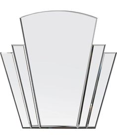 Buy Heart of House Olivia Art Deco Wall Mirror - Silver at Argos.co.uk - Your Online Shop for Mirrors.
