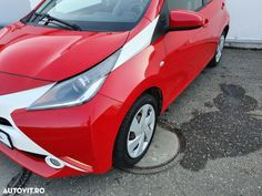Second hand Toyota Aygo - 4 899 EUR, 81 298 km, 2014 - autovit. Toyota Aygo, Volkswagen Golf, Abs, Ford, Crunches, Abdominal Muscles, Killer Abs, Six Pack Abs