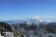 The Daydreamer's Diary: Table Top Mountain - South Africa