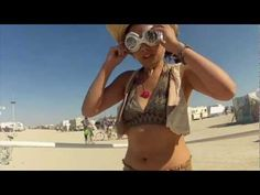 Awesome Video of these lovely ladies at Burning man showing off there hula hooping skills with a GoPro!!!
