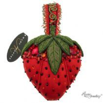 Strawberry Fields - Mary Frances Bag £129.95