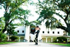 Tallahassee Wedding | J&J Photography | Visitor Center | missionsanluis.org