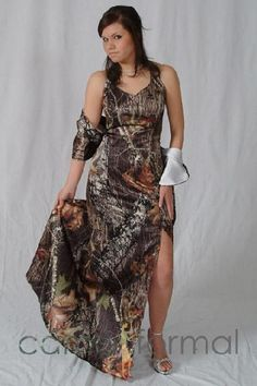 I want to remember prom so I want to wear a dress that is my style and that I can wear boots with.