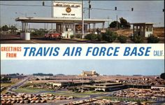 Visit Travis Air Force Base, CA with United Military Travel's military travel assistance programs! No money down! Call 866-582-9579 or apply online for your travel loan at https://www.unitedmilitarytravel.com/main/