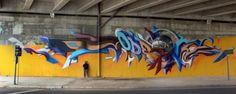 Street Art By ArtFlyMovie: ODEITH – The Portuguese essence of graffiti.