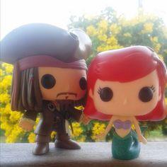 O amor está no ar... Ou melhor, no mar! Um romance dos sete mares! Rs...