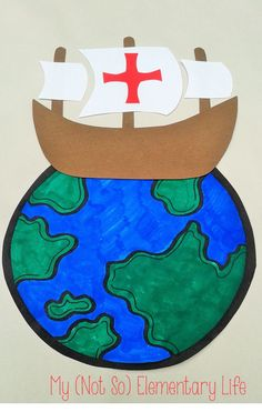Christopher Columbus Craft Projects