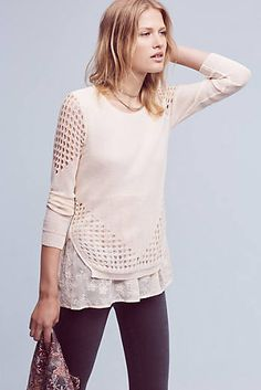 Layered Fiona Pullover