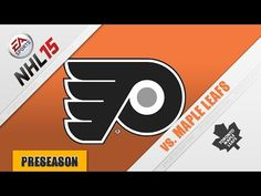 Catch the highlights of the PHILADELPHIA FLYERS as they host the TORONTO MAPLE LEAFS in preseason action on September 22, 2014 at the Wells Fargo Center. Who will come out on top? Find out in today's featured game of the National Hockey League on PLAY NHL, a presentation of The Sportscrafters and an EA Sports NHL 15 simulation. Play calling by Sportscrafter Eric Munter.
