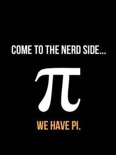 come to the nerd side :D