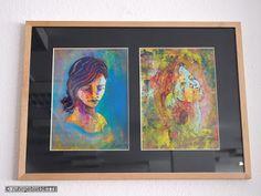 Erdal Ünal Ausstellung im BO DIDF Cafe