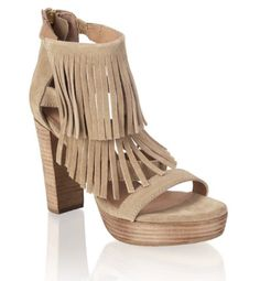 Trend: fray 2016 Trends, Summer Shoes, Wedges, Sandals, Style, Fashion, Shoes Sandals, Moda, La Mode