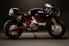 Electrifying: Digital Directiv's custom Ducati