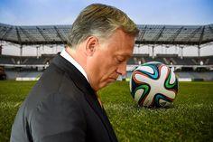 Orbán szégyenkezik a stadionok miatt? Egy újabb kampány fogás: Orbán belátja, a rothadó egészség-, oktatás- és a Polt Péter regnálása alatt éber kómába kényszerített igazságügy egyértelműen jelzi, hogy jobb helye is lenne a pénznek, mint egy, a legnagyobb kormányzati szponzoráció dacára is gyatra sportág működtetése.