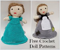 free crochet doll pattern how to crochet a basic doll, topsy turvy upside down doll