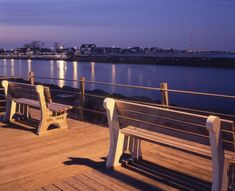 Manasquan Inlet from boardwalk in Point Pleasant Beach, NJ I always used to walk down here at lunchtime when I worked at Norkus Enterprises. Wonderful Places, Great Places, Places To Go, Manasquan Beach, Nj Shore, Point Pleasant Beach, New Jersey, Jersey Girl
