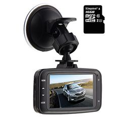 Cheap GS8000L Car DVR 1080P HD Traveling Driving Data Recorder Camcorder Vehicle Camera Night Version Dashboard Dash Cam With 140 Degree Angle View BlackCome with 16GB TF Memory Card https://wirelessbackupcamerareviews.info/cheap-gs8000l-car-dvr-1080p-hd-traveling-driving-data-recorder-camcorder-vehicle-camera-night-version-dashboard-dash-cam-with-140-degree-angle-view-blackcome-with-16gb-tf-memory-card/