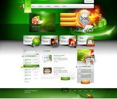 poker site 2 by webdesigner1921 on deviantART