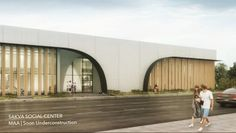 MAA | SAKVA Social Center soon Underconstruction! #melikealtinisikarchitects