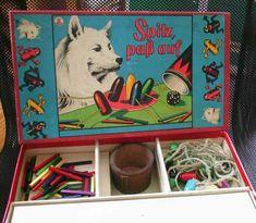 Altes Spielzeug - Spitz pass auf !