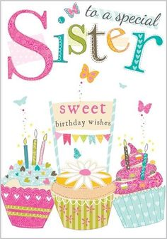Happy Birthday Sister!!