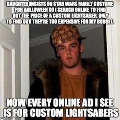 Scumbag online marketing