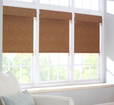 Budget Blinds provides custom roller shades for your home to give you flexible light control and privacy. Schedule a free in-home consultation to see dozens of styles and colors of roller shades. Door And Window Design, Home Furnishing Stores, Budget Blinds, Contemporary Windows And Doors, Window Coverings, Custom Window Coverings, Designer Drapes, Window Roller Shades, Blinds