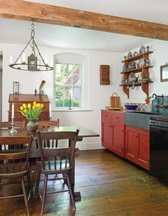 Restoring a Historic Federal House in Maryland | Old House Restoration, Products & Decorating