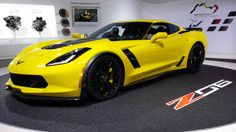 The new 2015 Chevy Corvette Stingray Z06 Debut at Detroit Auto Show See the Album on Flickr http://www.flickr.com/photos/31519142@N04/sets/72157639845597573/