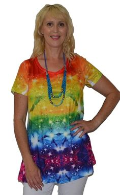 Rainbow Tunic